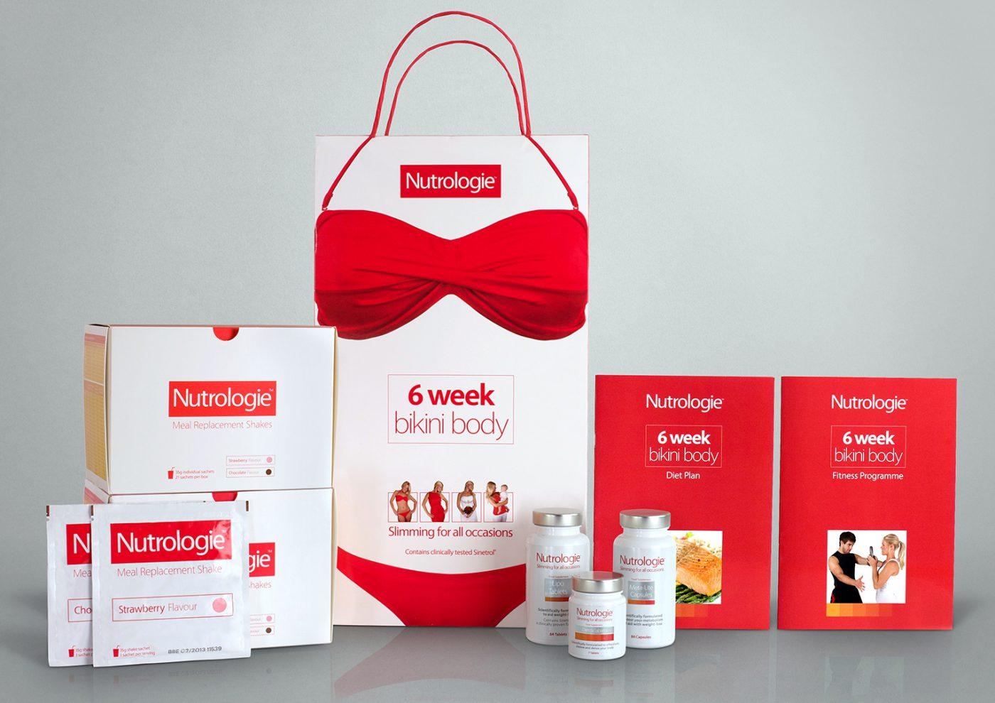 Nutrologie. Packaging. Creative artwork and graphic design.
